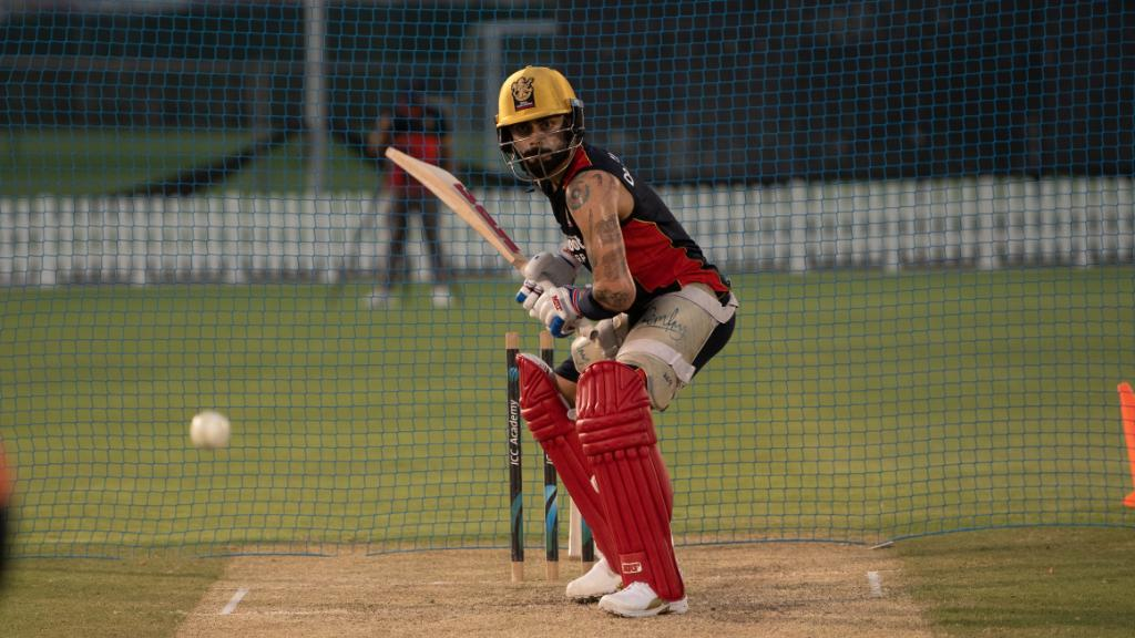 """🗣️ Virat Kohli: """"This time we're playing for a bigger reason. To bring smiles back on people's faces, those who've faced tough times due to the pandemic.""""  Armed with fresh perspective and renewed passion for the game, Kohli is set to return to cricket with the IPL 👏 https://t.co/dqHQEdK8Be"""
