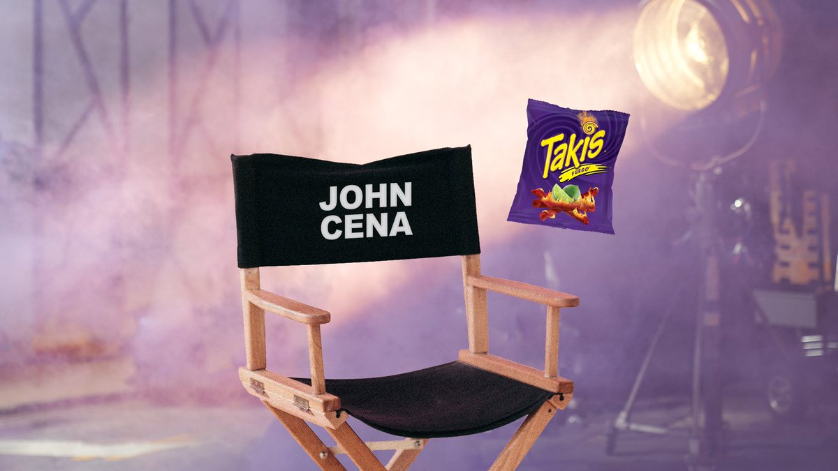 Brilliant candid shot of me filming the intense #Takis commercial. #ad #YouCantSeeMe @takisusa