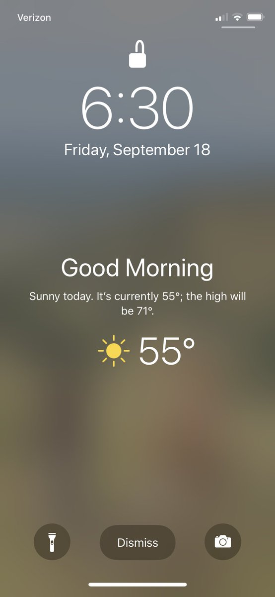 @Drewshearer444 @forecaster25 Wow. Looks like my phone was trying to convince me I was in Blacksburg this morning 😆 Tucson's temps today: 100/71 - not sure where the 55 came from? #DreamOn https://t.co/VIXdOjZaLk