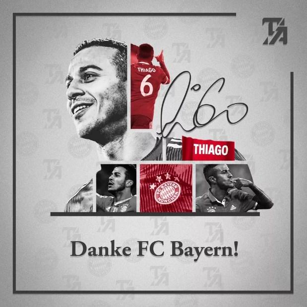 Liverpool acerta a contratação do meio-campista Thiago Alcântara, de 29 anos ex-Bayern de Munique e Barcelona. O valor é de 26 milhões de euros, vínculo até junho de 2024. #Liverpool #ThiagoAlcântara https://t.co/S1DcGIoIvX