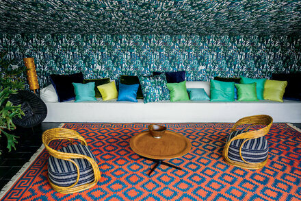 """""""In Italy, a Fabric Designer's Wildly Colorful Home"""" via NYT https://t.co/RtbtQ8xLFw #culture #health #news #business #politics https://t.co/TN2khbjYB9"""