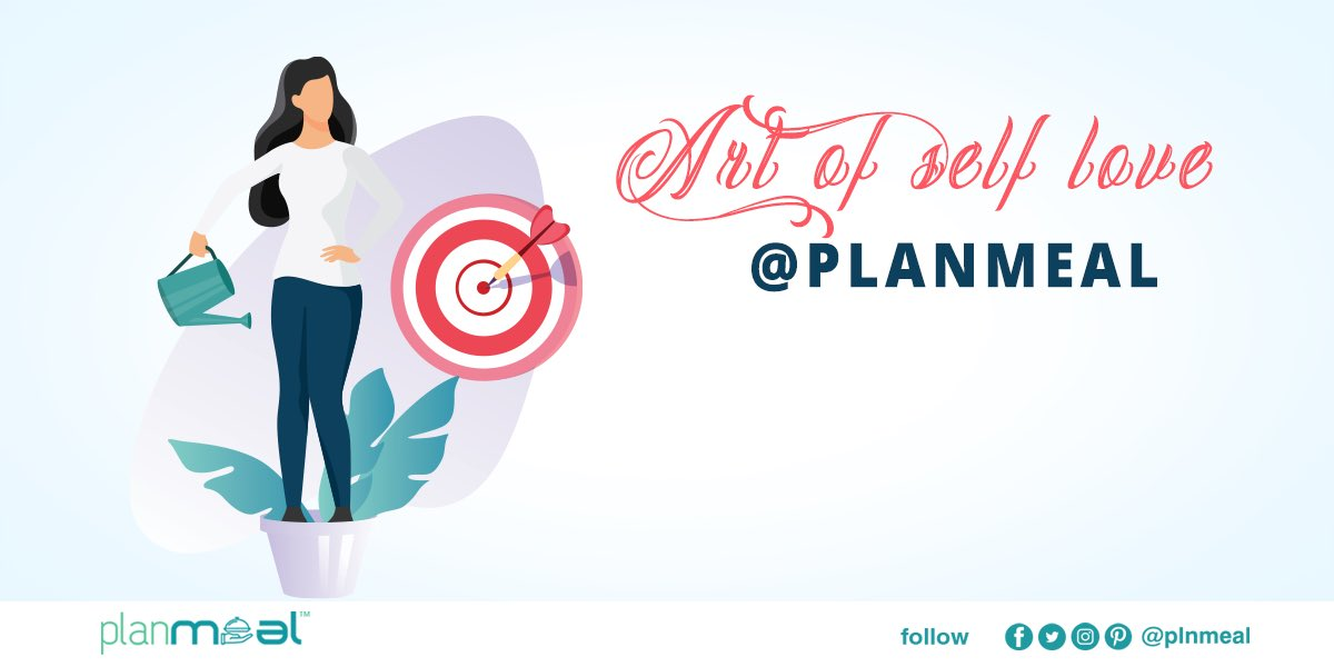 We have acquainted with the art of self-love.Remember Self-Love is First Love.Pledge to prioritize your #health and #wellbeing with @Planmeal  #healthylifestyle #HealthTech @MedStartr @stpiindia @MTS_IR #healthcaretechnology #healthcaretech #digitalhealth #plnmeal #startupindia https://t.co/0R5POHYKEh