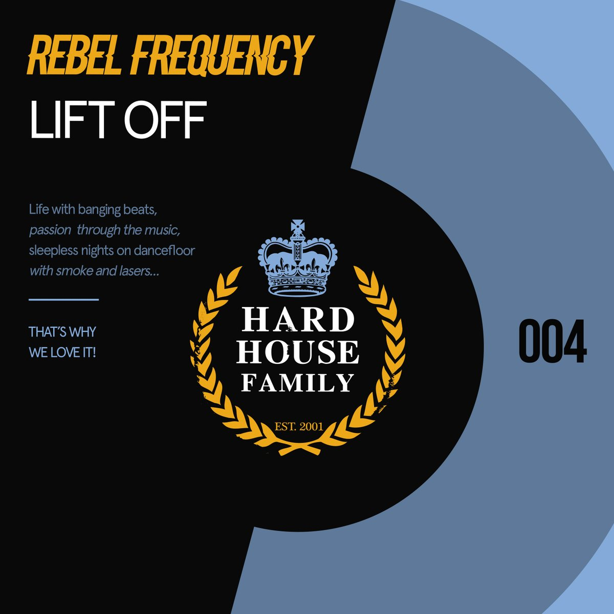 The latest Hard House Family release 'Lift Off' from Rebel Frequency is available now exclusively at Toolbox Digital!  Check it out here: https://t.co/Z9epOkvadl  #hardhouse #harddance #toolboxdigital #newrelease #newmusic #hardhousefamily https://t.co/t0pKv1PPHV