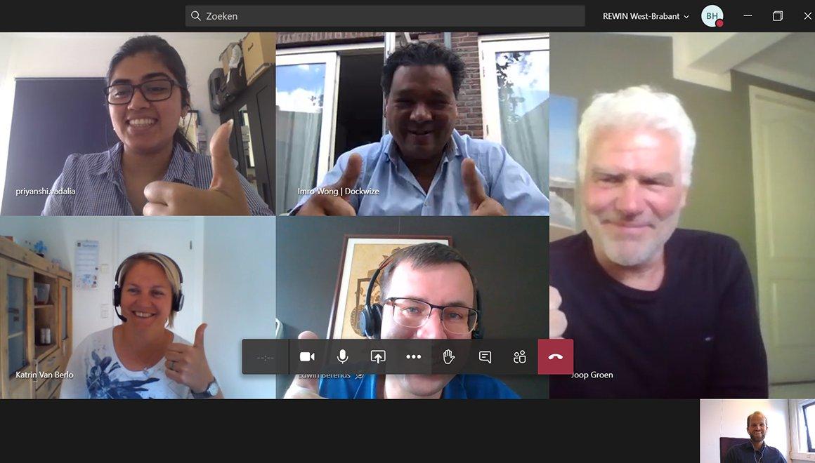 test Twitter Media - De tweede BioVoice challengeronde zit er bijna op! De deelnemers aan de challengeweeks zetten op dit moment samen met 'hun' challenger de puntjes op de i rond hun potentiële samenwerking. Welke partners komen tot een innovatiecontract? https://t.co/DjQIkViPRL #biobased #circulair https://t.co/d9xjFvyP0C