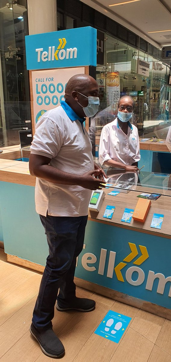 Now at the Two Rivers Mall @TelkomKenya Shop. https://t.co/gsbV2WlwvT