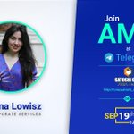 Image for the Tweet beginning: Join #AMA session with