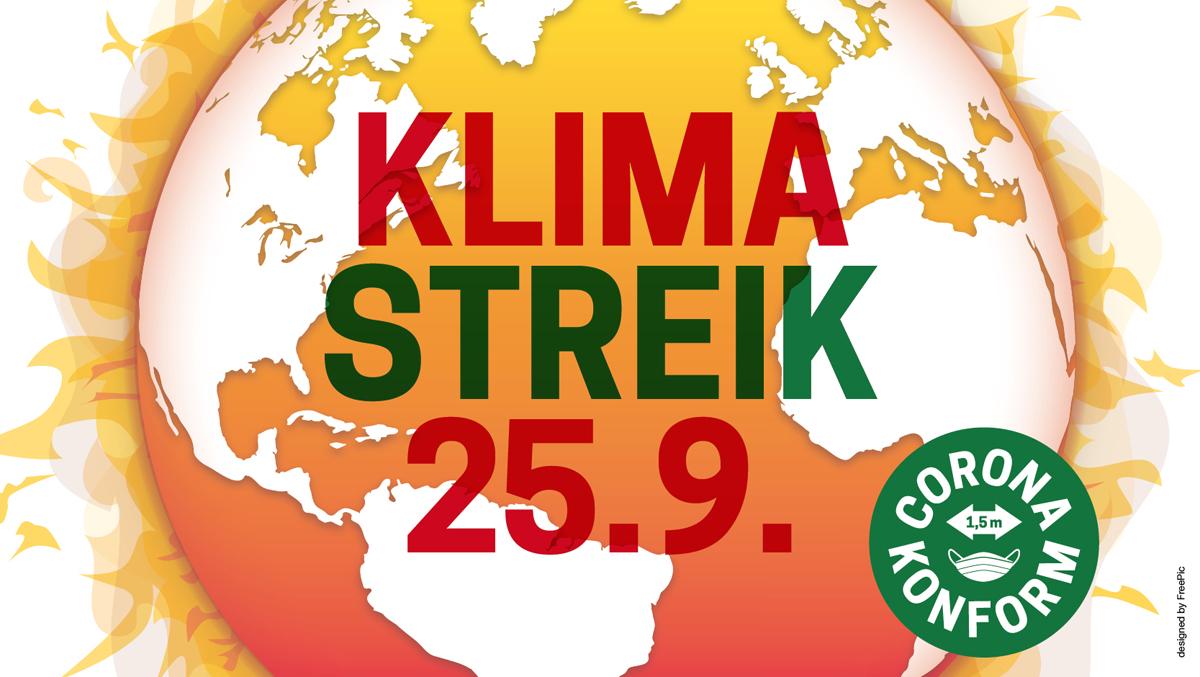 """Heute in einer Woche streiken wir! Doch auch in der Schule sollte der Klimawandel vorkommen. Kennt ihr schon unsere neue Ausgabe von """"Global lernen"""" zu #Klimagerechtigkeit? Er richtet sich an schulische wie außerschulische Bildungsarbeit: https://t.co/T5mmfREhtF  #KeinGradWeiter https://t.co/ldKt6HnT6S"""