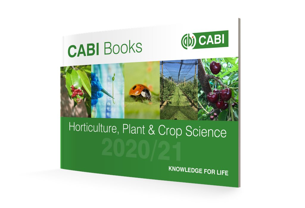 The new Horticulture, Plant and Crop Science brochure is now available to download! Take a look at the latest titles forthcoming in this area: https://t.co/ls572gxYfG https://t.co/QoeirWieda