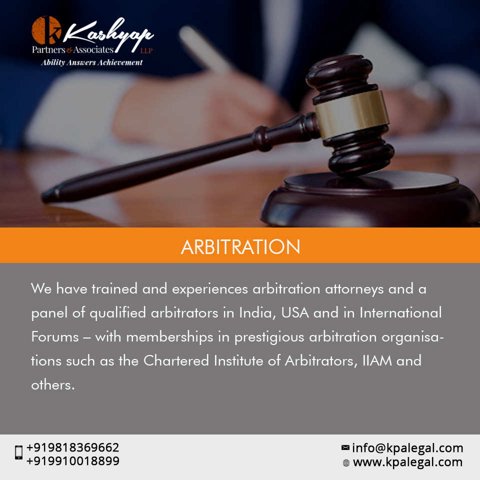 We guide you through all stages of arbitration—from drafting the dispute resolution mechanism best suited to your circumstances through the arbitration hearing and post-arbitration enforcement to recognition of the award.  #Arbitration #AlternativeDisputeResolution #kpalegal https://t.co/qAbyakNlG3