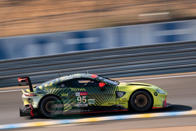 Great work from @AMR_Official in…