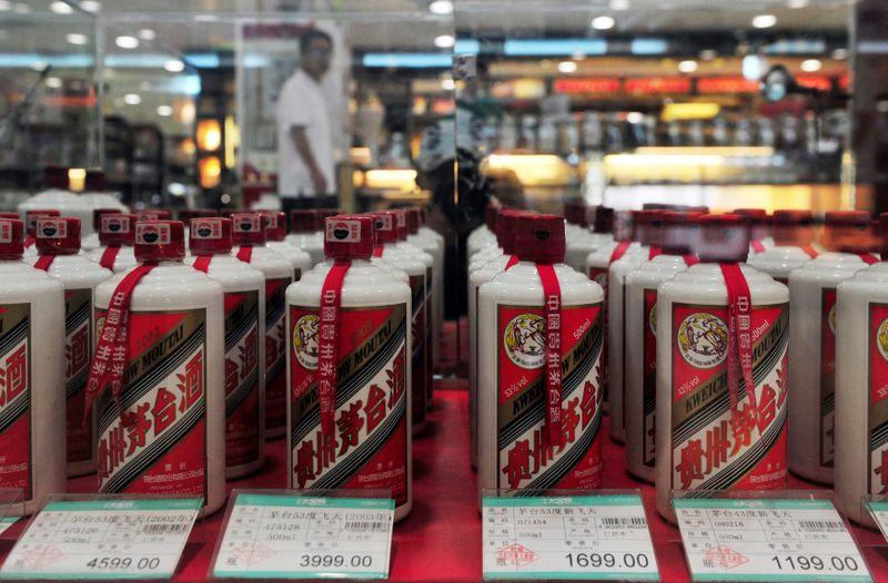Breakingviews - Moutai ladles out value from its punch bowl https://t.co/Le2nmyvdhT https://t.co/NZELjom4EO
