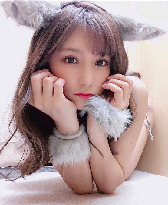グラビアアイドル夏本あさみのTwitter自撮りエロ画像40