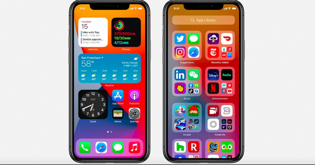 iPhone update: iOS 14 comes out today https://t.co/akvGz7xF4U https://t.co/38vurFSx5k