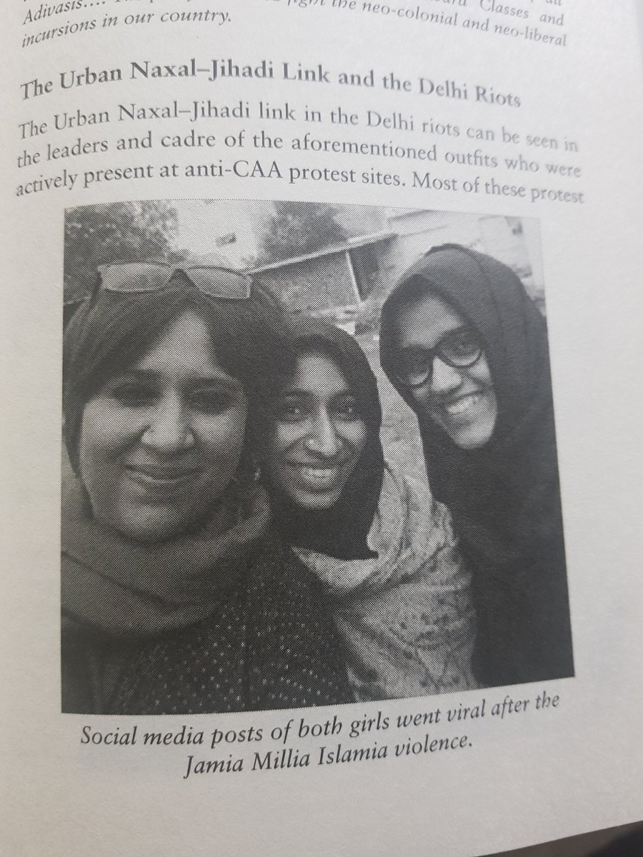 Urban Naxal Jehadi link to #DelhiRiots2020 Their facebook posts open state they are against democracy & secularism & abide by qanoon of Allah. Why is Barkha Dutt with them hailing them as SHEROES? #DelhiRiotsTheUntoldStory
