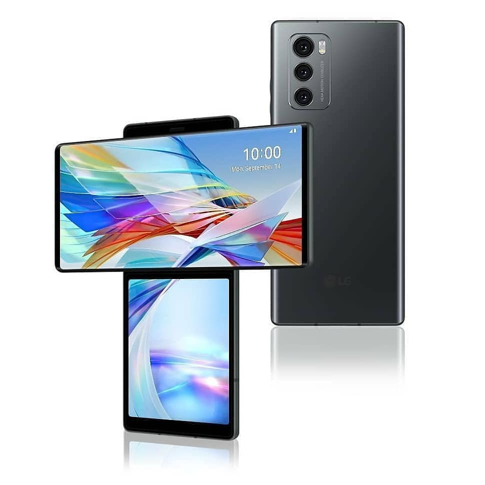 #LGWing is the new category in the #Smartphone industry. #lg Follow👇 https://t.co/mRXtb2vqfC https://t.co/CVOSNtsNRE