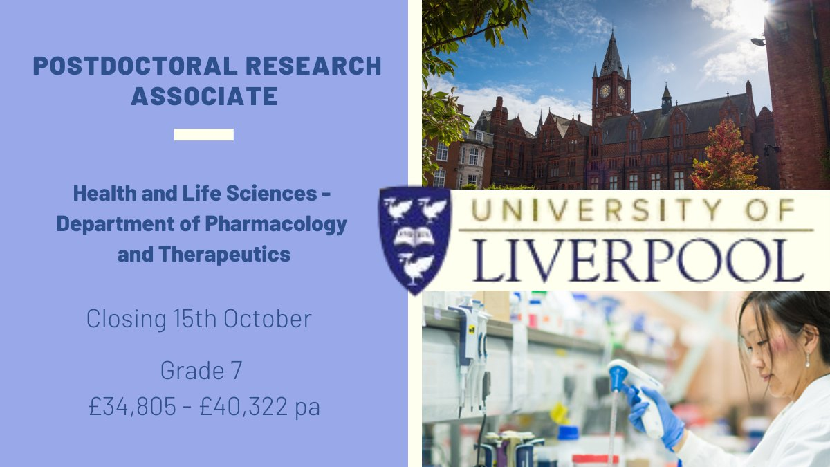 A fantastic opportunity to join the @CELT_pharm team and be a part of the fun! Have a look at the ad and don't hesitate to get in touch for more info 👨🔬🧑🔬🦠💊🧪🔬🧫 https://t.co/sKnR6ceZCC