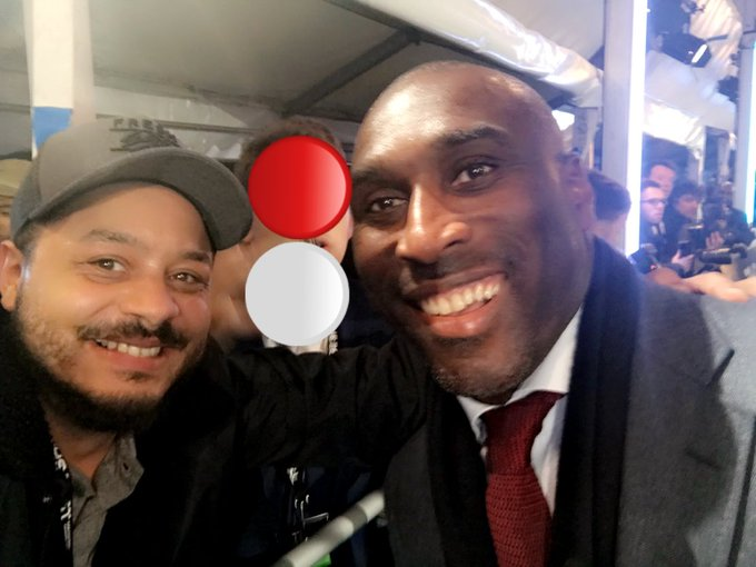 Happy birthday to Arsenal legend Sol Campbell