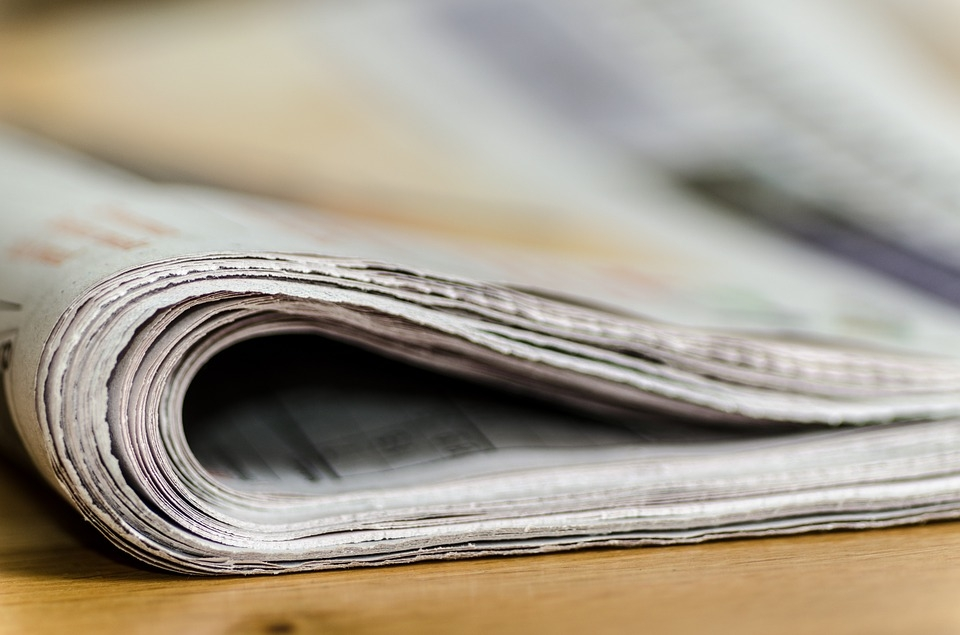 India Ratings and Research (@IndiaRatings) on Friday opined that the overall '#EBITDA' margin of print #media players are likely to shrink 10 per cent on a year-on-year basis in FY21.  Photo: IANS (Representational image) https://t.co/T2WUsdUZjX