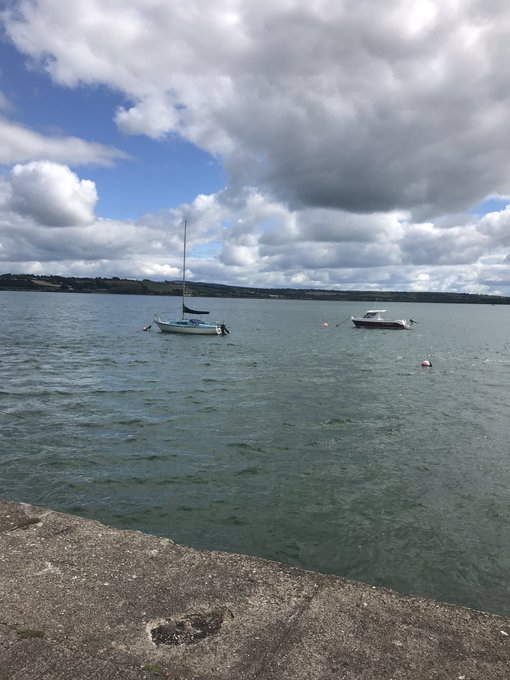 Finally, although Cork is one of my favourite cities, I have also enjoyed many visits to East and West Cork too: Youghal and Kinsale in the sunshine, scenic Glandore and of course @RoyalCork Crosshaven, to name a few. I know I will definitely return to Cork in the years to come. https://t.co/0yyhLguNFM