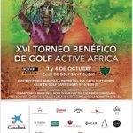 Image for the Tweet beginning: XVI TORNEO DE GOLF #ActiveAfrica🏌🏼♀️🏌🏽  ⛳️3/4