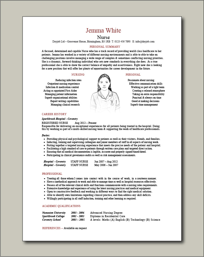 Free Nurse CV template and Cover Letter. Immediately download this example, which is in Microsoft Word (DOC) format, easy to edit, printable and can be fully customised. Click here https://t.co/YVhYJUgztj to download. #nurses #CelebrateNurses #NursesWeek https://t.co/AxejaOfKSx