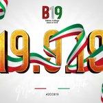 Image for the Tweet beginning: 🇮🇹 . . . #b19 #zccb19 #batchof2019 #morethanabatch #zahiracollegecmb