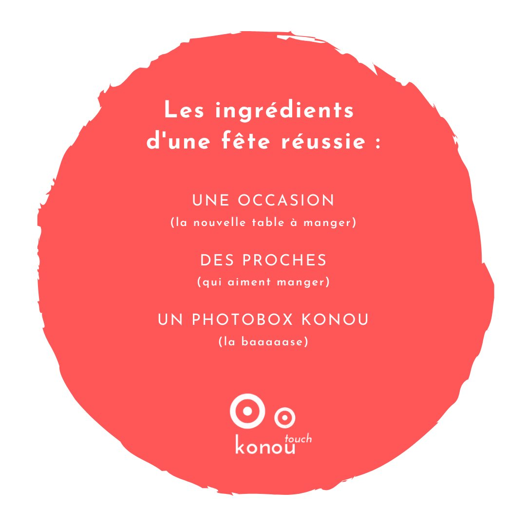 Vous pensez quoi de notre recette pour une fête réussie ? Bien sûr, vous avez le choix pour les occasions 😉  #recette #eventanimation #custom #photobooth #event #evenementiel #ctn #team229 #tt229 #benin #wasexo #beninvies #photobooth #events #party #chill #joy #konou #konoutouch https://t.co/RtAjLxMwIo