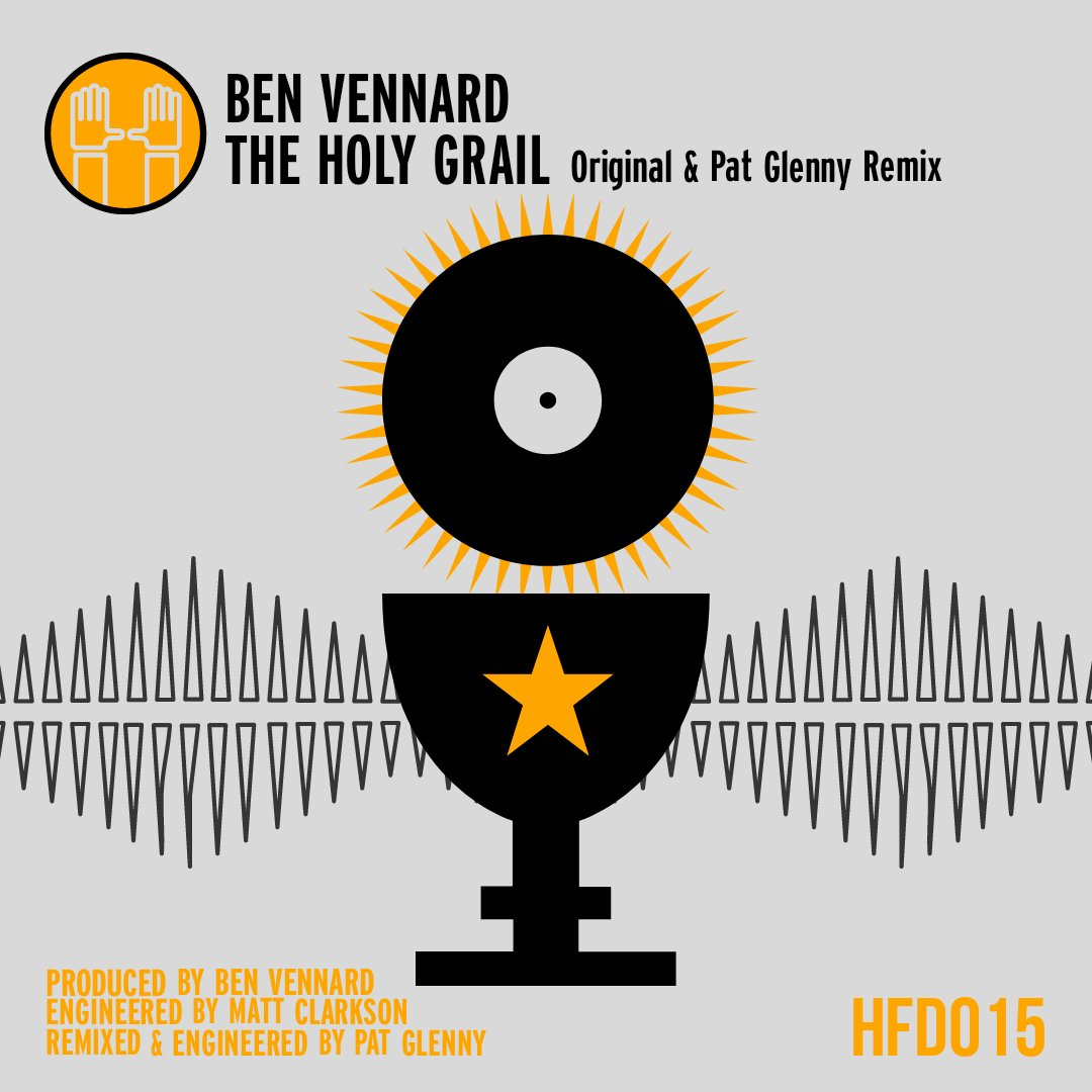 The latest High- Five Digital release 'Holy Grail' from Ben Vennard is available now exclusively at Toolbox Digital!  Check it out here: https://t.co/ZarrtAQcNI  #hardhouse #harddance #toolboxdigital #newrelease #newmusic #highfivedigital https://t.co/hcccWQonJR