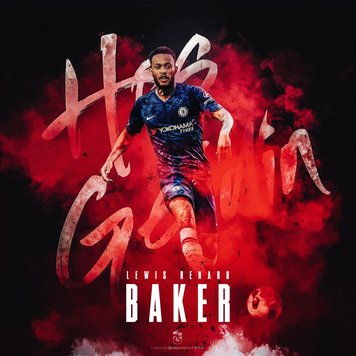 Our club agrees with Chelsea F.C. to transfer Lewis Renard Baker. The professional player agrees 1 year deal. https://t.co/RIvkXbOBHh