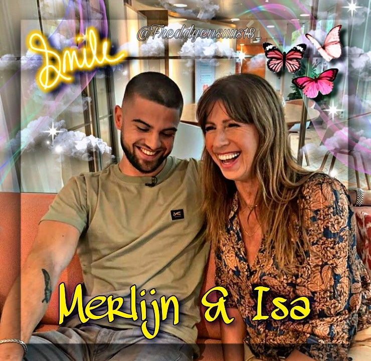Ik heb dit keer een edit van Isa Hoes en Merlijn Kamerling gemaakt! Wat vinden jullie van de edit? ✌😎😊 #celblokh #isahoes #merlijnkamerling #freddyensuusfanpage #newedit #family #motherandson https://t.co/9V6DV5dQBt