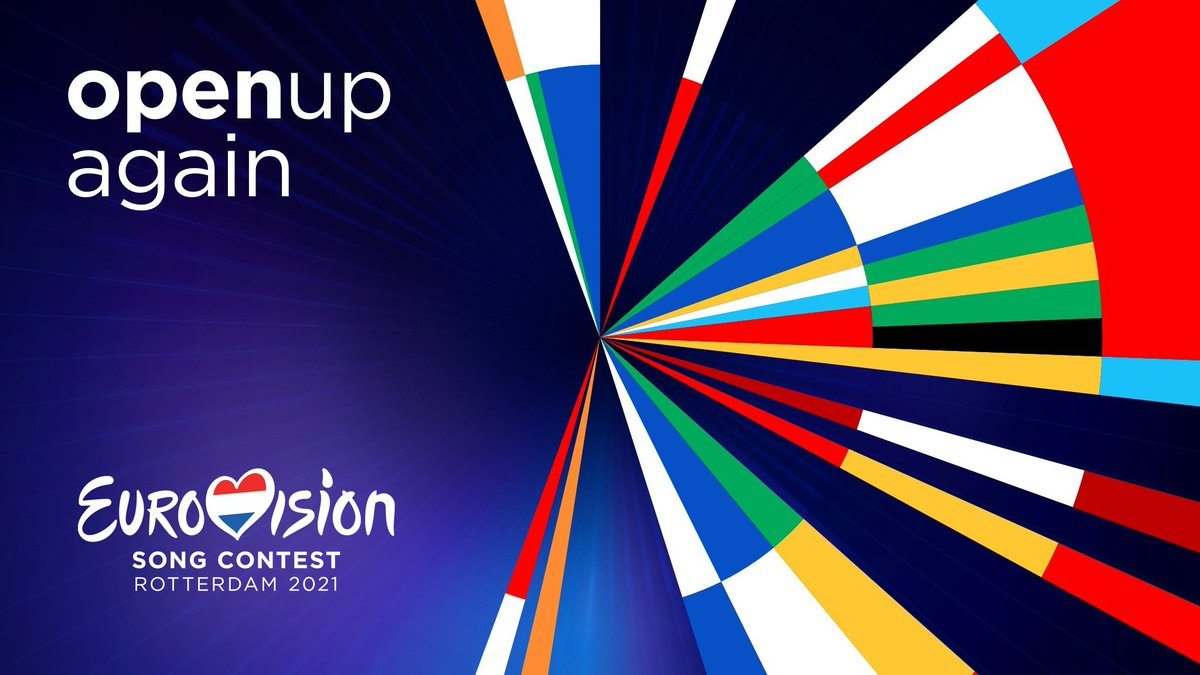 Let's #OpenUp to a historic #Eurovision in Rotterdam 2021 🇳🇱  Our slogan is more important now than ever...  #ESC2021 | #Eurovision https://t.co/ciUv0LpXOP