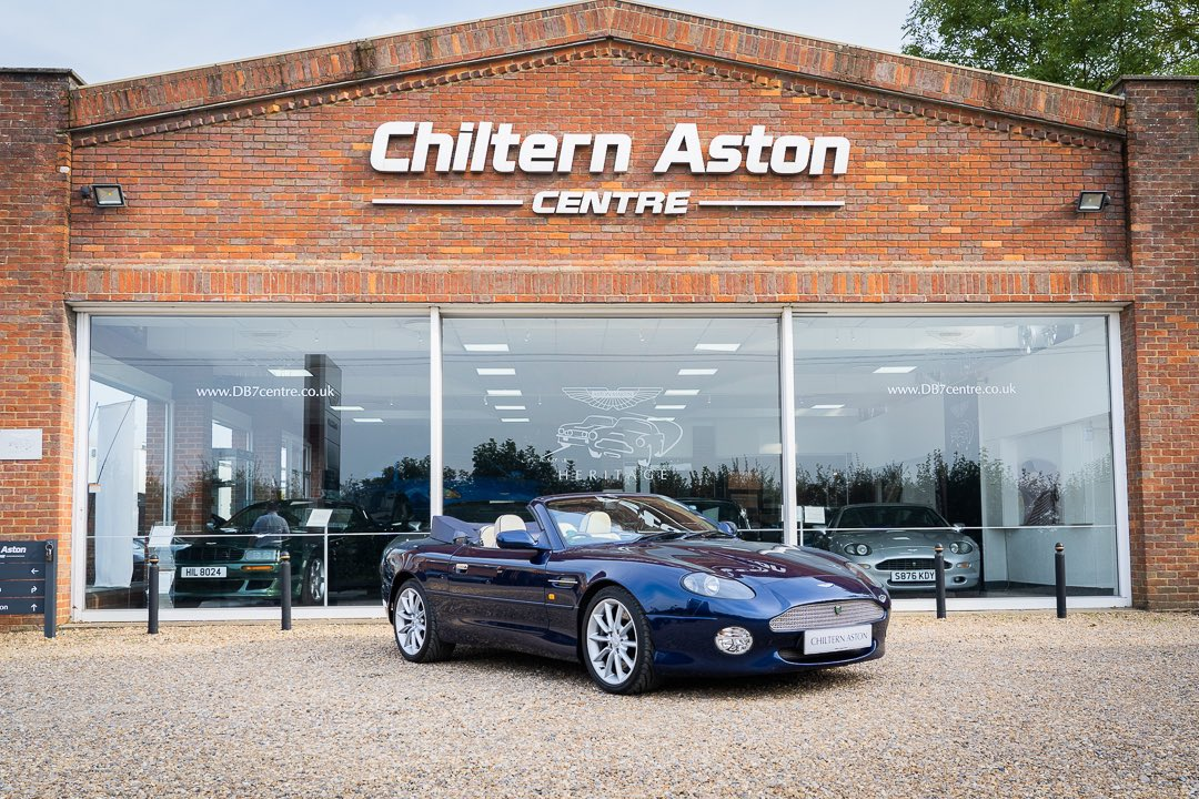 Chiltern Aston Auf Twitter In Stock Db7 Vantage Volante Finished In Mendip Blue With Pacific Blue And Parchment Trim 36k Miles 2 Keepers Fsh Mainly Works Service And Ourselves See Https T Co Zaaiz9osts