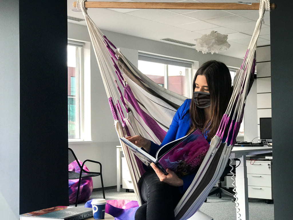 Taking daily a short break to recharge can help relaxing, re-focus, and keeping balance. What's your favorite activity? #LifeAtNTTDATA #NTTDATARomania #balance #health https://t.co/xDomtXaiAl