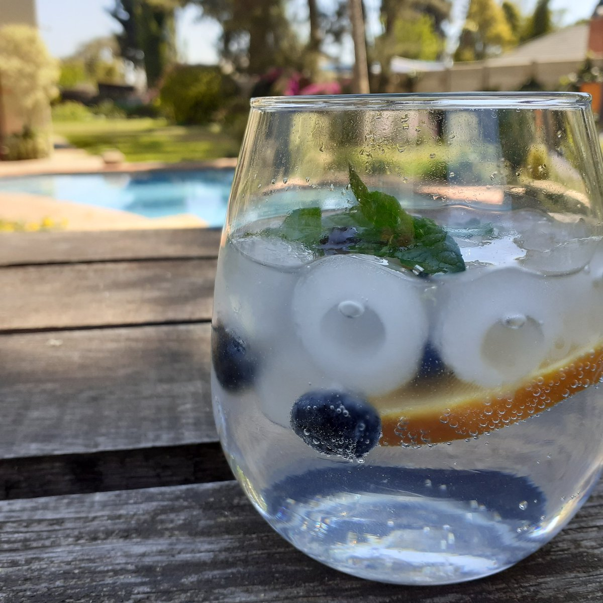 Gin and tonic in the heat!!! Top tier https://t.co/sIeaCrSGfc