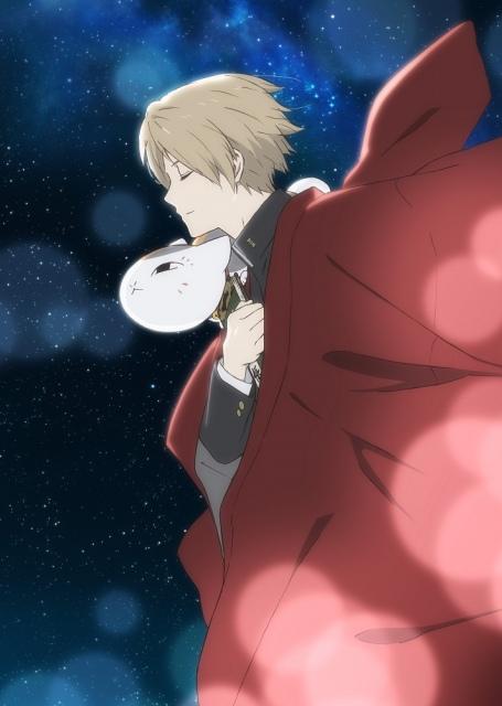3000RT:【嬉しい】『夏目友人帳』新作アニメ制作決定「石起こし」「怪しき来訪者」の2つの短編エピソードをアニメ化。2021年初春に劇場にて限定上映するという。