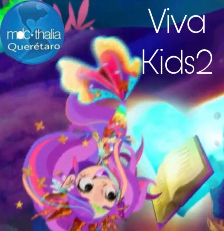 Ve a Thalia en YouTube y escucha sus divertidas canciones de Viva Kids 2!!  #MDCThalia @mdcthalia @mdcqueretaroo #mdcqueretaro  #thalia @thalia #ThaliaMDCContigoSiempreEsta #MDCThaliaQueretaro #VivaKids2 #VK2