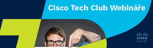 Tech Data vás srdečně zve na další sérii webinářů Cisco Tech Club, kterou si pro vás připravila společnost #Cisco. Webináře budou probíhat pravidelně v úterý jednou za 14 dní od 29.9.2020. Veškeré informace naleznete zde: https://t.co/ixfKHkNNJ7  #TDTransforms https://t.co/0zWqMyL6Vz
