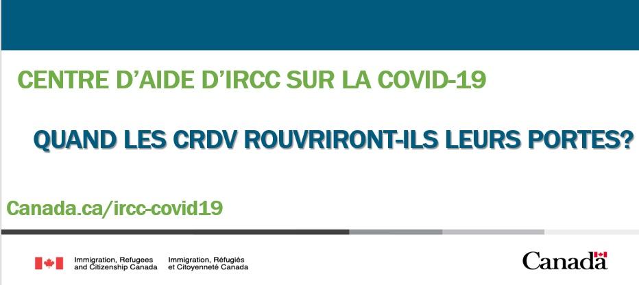 #VisaTip >Pour obtenir les renseignements les plus à jour au sujet des bureaux d'IRCC et des CRDV, veuillez consulter fréquemment notre site Web  :  👉https://t.co/LPWT4W6Gc1 https://t.co/Z6dvpjLXm9