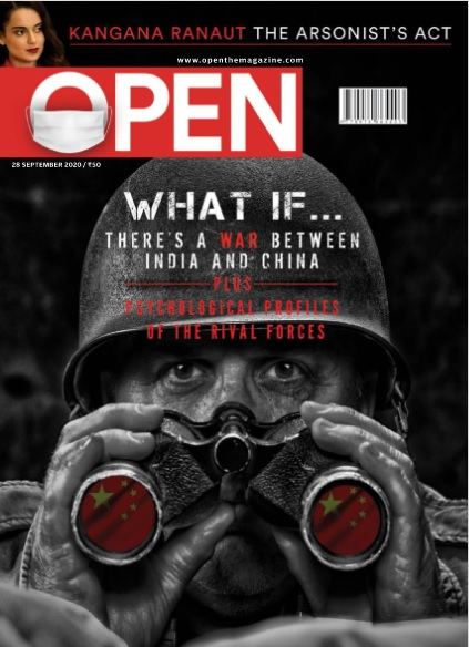 What if... there's a #war between #India and #China  https://t.co/CEE5Ra4WR7  @Openthemag #IndiaChinaBorderTension #IndiaChinaStandoff #IndiaChinaFaceOff https://t.co/oJpX6N1OiQ