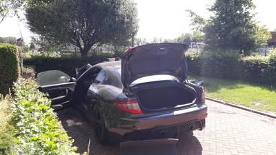 Verdachte brandstichting Maserati van scootertycoon opgenomen in Pieter Baan Centrum ..