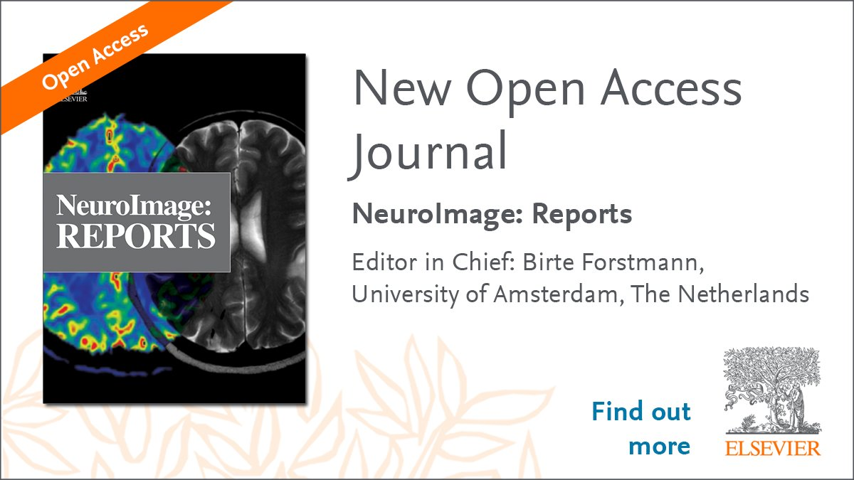 NeuroImage: Reports welcomes research focusing on hypothesis-driven and discovery science while de-emphasising perceived novelty and significance #OA #openaccess #neurology https://t.co/NlgMydyBIT https://t.co/wCITJZ2qzD
