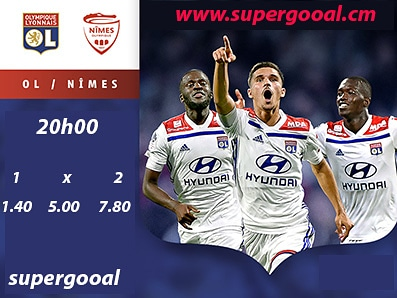 #Lyon vs #Nimes  Having never lost to Nimes, Lyon will try to win once again tonight after their defeat against Montpellier.  https://t.co/bAmPvsZ0v0 https://t.co/8E0FqRP31h