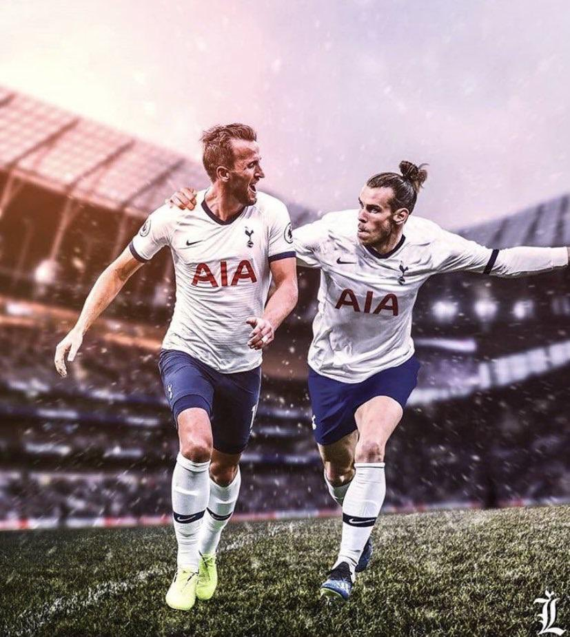 Harry Kane and Gareth Bale playing for Spurs this season. The scenes are going to be absolute 🤩 #COYS https://t.co/hdl9XvlY3L