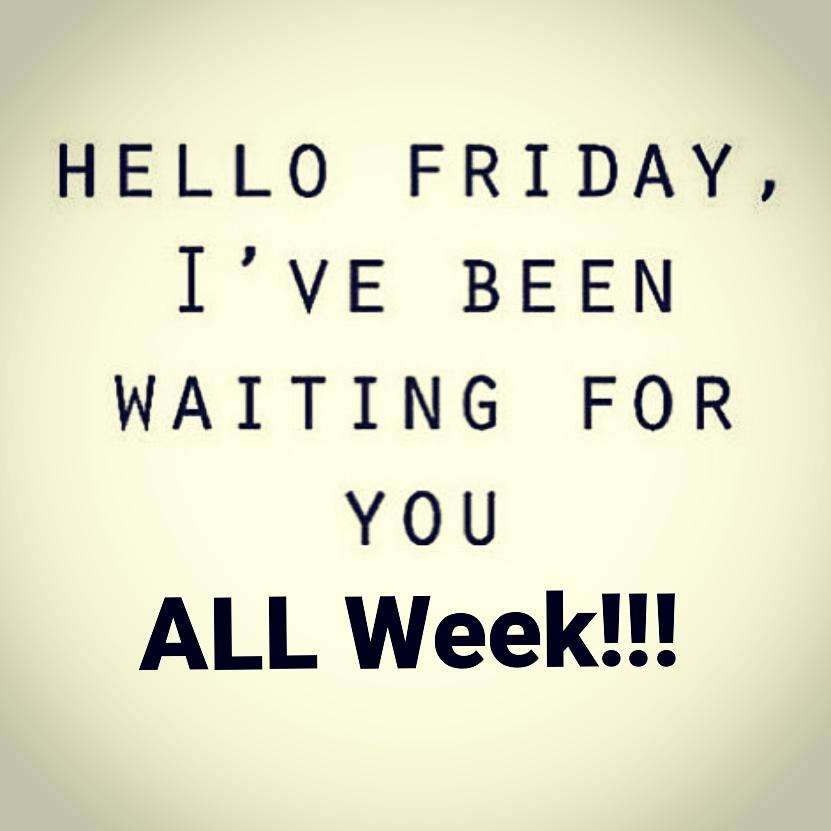 Happy Friday!!! #HappyFriday #EnjoyTheDay #HaveFun #BeHappy https://t.co/TTOt5jGfm8