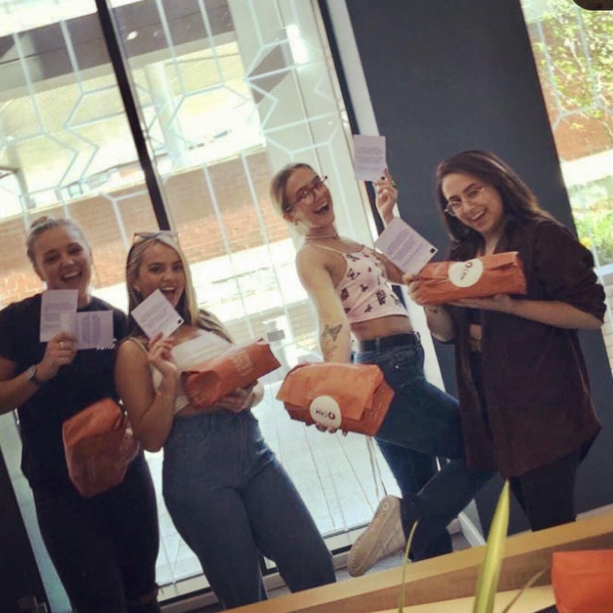 The lovely guys at @CRM_Students have got their Dig-In bags! #diginbox https://t.co/KyjZuILiya
