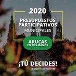 Image for the Tweet beginning: #arucasparticipa El Ayto. de Arucas