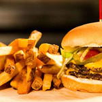 Image for the Tweet beginning: It's National Cheeseburger Day! No