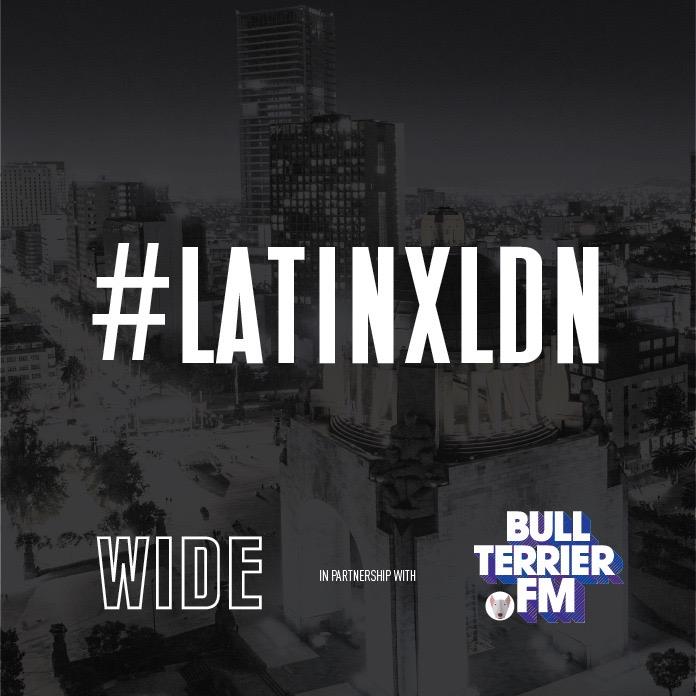 Estrenamos el octavo episodio de #LatinxLDN, en colaboración con @isWIDEradio:   Entrevista con @reypila y @ffarmacos.   Conduce @elola_.   🔴 EN VIVO: https://t.co/1TXC6Cl2ye https://t.co/kMZd0Lk7cI