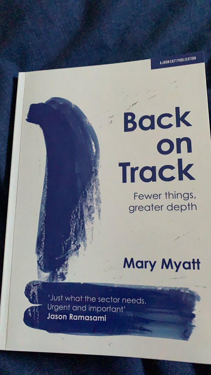 When a new book from @MaryMyatt arrives just in time for the weekend.