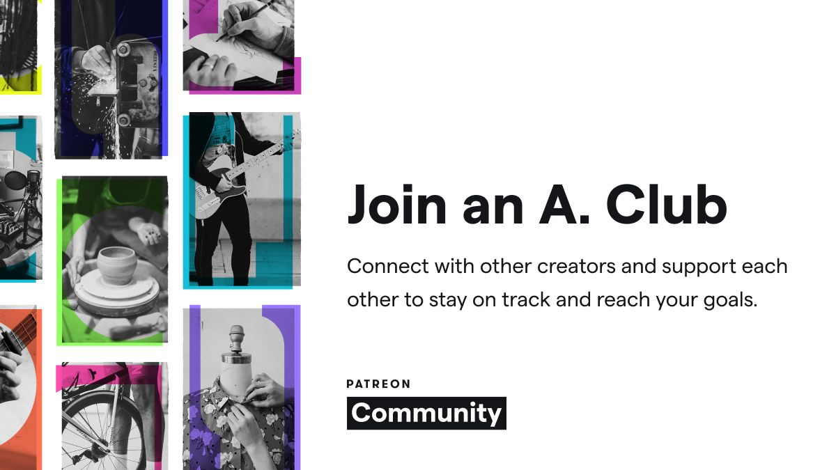 Need some encouragement? You're not alone.  We're putting together small creator groups for a 6-week accountability club where you'll build actionable steps towards your goals, and receive support from your peers along the way.   Learn more here → https://t.co/R7cnFKiRtS https://t.co/bVokUm1ppz